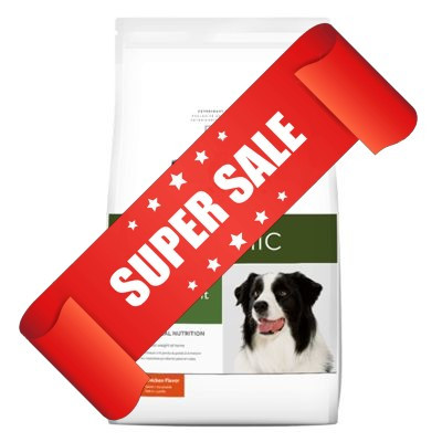 Лечебный сухой корм для собак Hill's Prescription Diet Canine Metabolic Weight Management 1,5 кг