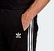 Черный тренировочный мужской спортивный костюм Adidas (Адидас), фото 5