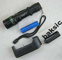 Тактический фонарик Bailong BL 8455 , 20000W