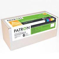 Комплект перезаправляемых картриджей PATRON CANON PIXMA MG6140/6240/8140/8240 (6шт) (CIR-PN-CPGI425C-052)