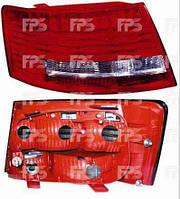 Фонарь задний для Audi A6 седан '05- левый (DEPO) Led