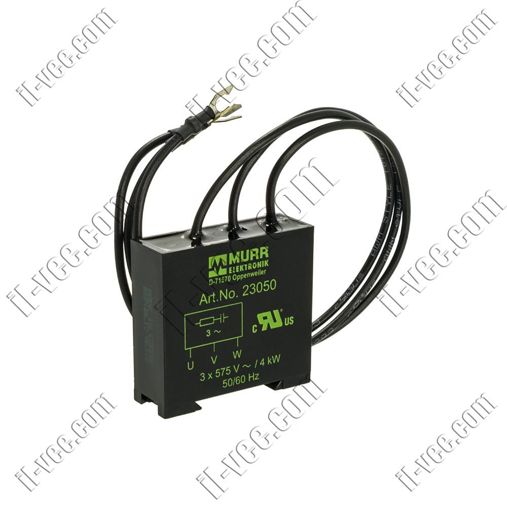 Ограничитель перенапряжения Murr Elektronik 23050, 3x400...575VAC/4kW