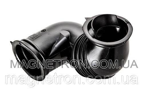 Патрубок дозатор-бак для стиральных машин Zanussi 1246585507
