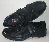 Туфли черные  MIDA р.43