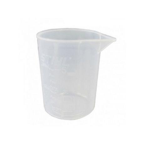 Мерный стакан для топливной смеси STIHL, 100 мл (00008810186)