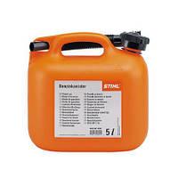 Канистра для бензина STIHL, 5л, оранжевая (00008810200)