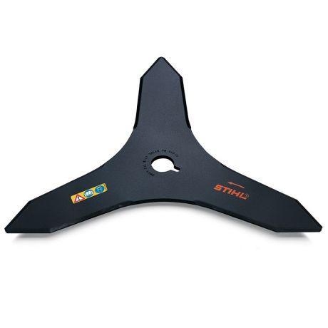 Нож для зарослей STIHL 300 мм - 3 лепестка для FS 260 - FS 450 (41197134100)