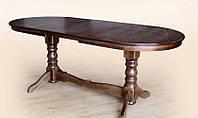 Стол раздвижной обеденный Говерла-2 1200(+400)мм, фото 1