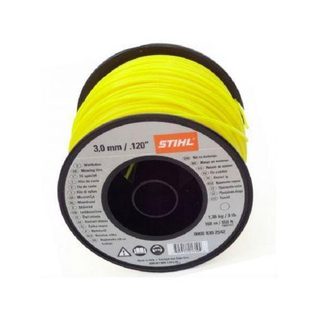 Косильная струна STIHL, 3,0 мм х 210 м, пятиугольная (00009303305)