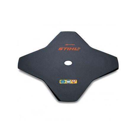 Нож для травы STIHL 230 мм - 4 лепестка для FS 260 - FS 490 (40007133801)
