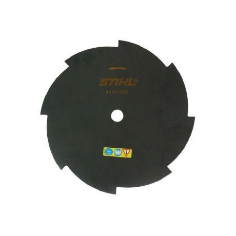 Нож для травы STIHL 255 мм - 8 лепестков для FS 260 - FS 560 (40007133802)