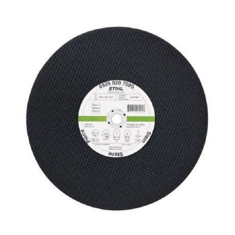 Абразивный диск по камню STIHL, 300 мм х 4,0 мм (08350207000)