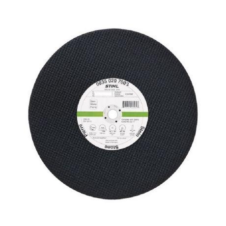 Абразивный диск по камню STIHL, 400 мм х 4,5 мм (08350207002)