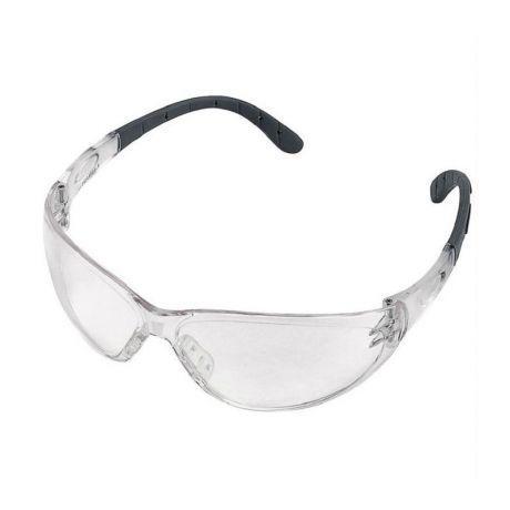 Очки защитные STIHL CONTRAST, прозрачные (00008840332)