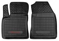 Коврики в салон Mazda 3 (BP) 2019 -, черные, полиуретановые (Avto-Gumm, 11765-11564) - передний водительский + пассажирский