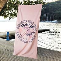 Пляжное полотенце US POLO FLORIDA
