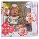 Детский пупс c aкceccуapaми «Baby doll» 3 видa, фото 5
