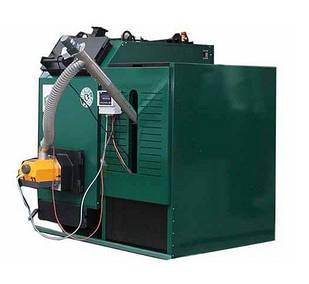 Твердотопливные котлы Gefest-profi P (для пеллетной горелки) 25 кВт (Украина)
