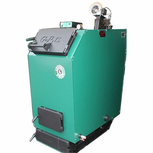 Пиролизные котлы длительного горения Gefest-profi U 50 кВт (Украина)