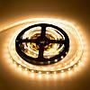 Лента Светодиодная №3528 - Свет теплый белый - 60 светодиодов в метре IP20