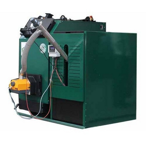 Твердотопливные котлы Gefest-profi P (для пеллетной горелки) 80 кВт (Украина)