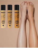 Тонирующий спрей для ног Bebak тон 01 жидкие колготки