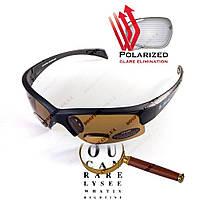 Бифокальные солнцезащитные очки POLARIZED Bifocal-2 (+1.5) с поляризацией коричневые, фото 1