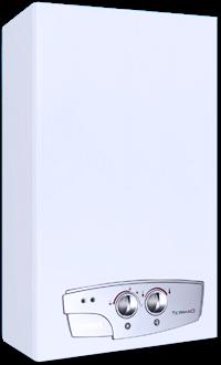Газовая колонка TERMET 1901 11л,гофра 135, фото 2