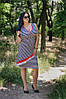 Женское платье батал лето, фото 3