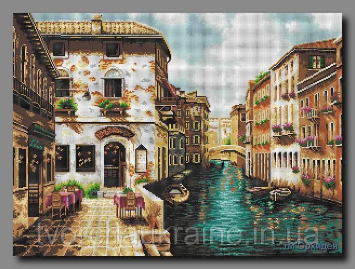 """Схема для вышивки бисером """"Венеция"""""""