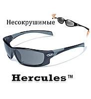 Спортивні окуляри захисні Hercules-5 smoke