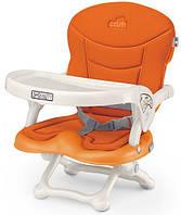 Стульчик-бустер для кормления Cam Smarty Pop, оранжевый