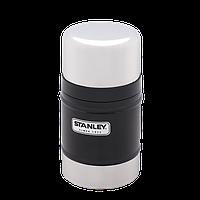 Пищевой термос Stanley Classic 0.5 л черный, фото 1