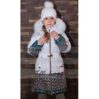 Детское стильное зимнее пальто Moncler
