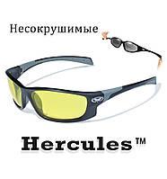 Защитные спортивные очки Global Vision Hercules-5 с желтыми линзами, фото 1