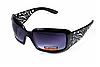 Женские солнцезащитные очки Passion с темными линзами