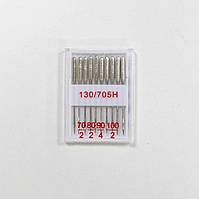 Набор универсальных игл 10 шт №70-80-90-100