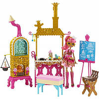 Кукла Эвер Афтер Хай Джинджер Бредхаус и кухня Покрытые сахаром – Sugar Coated Kitchen with Ginger Breadhouse