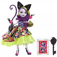 Кукла Эвер Афтер Хай Китти Чешир Дорога в Страну Чудес - Kitty Cheshire Way Too Wonderland