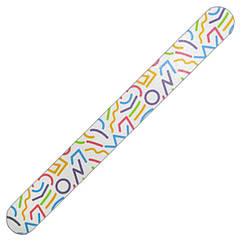Пилочка Бытовая для Натуральных Ногтей 220/240 гритт с Разными Цветными Рисунками, без Выбора Расцветки.