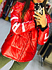 Зимняя куртка женская со съемным капюшоном, с 42 по 82 размер