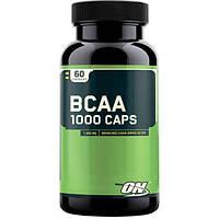 Optimum Nutrition Аминокислоты Optimum Nutrition BCAA 1000, 60 капс.