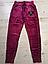 Спортивные велюровые брюки для девочек, Венгрия, Seagull, арт. 52123, фото 2