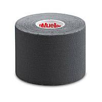 Mueller Кинезио тейп Mueller (28147) 5см х 5м (черный)