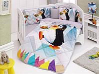 """Детский набор в кроватку """"Colors of Fashion"""" Penguin 100*150"""