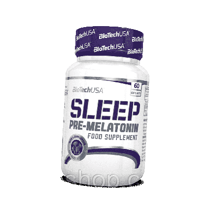 Добавка для сну BioTech USA Sleep 60 капс., фото 2
