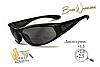 Ударопрочные поляризационные очки с бифокальной линзой BluWater Winkelman-2 (+1.5) черные