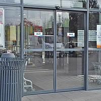 Автоматические входные двери Тормакс для магазинов и торговых центров