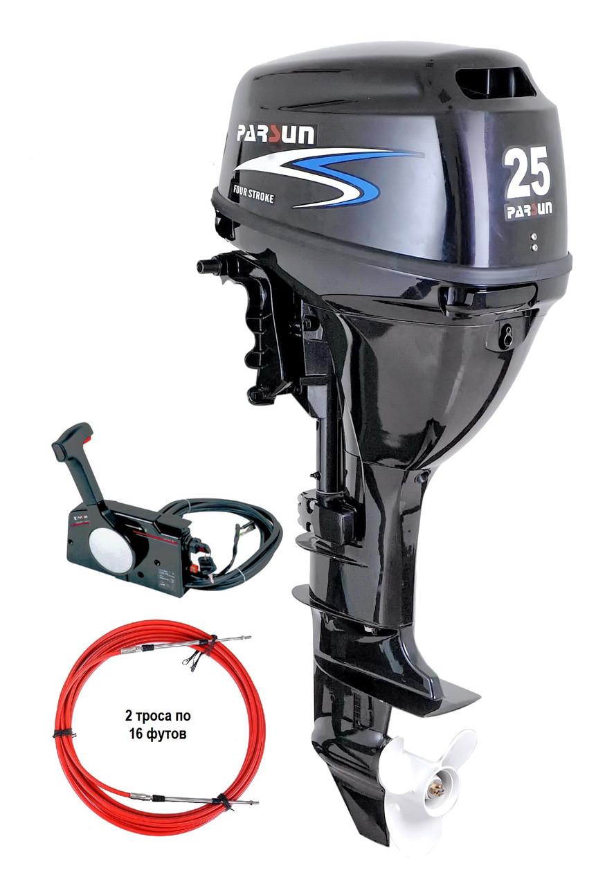 Лодочный мотор Parsun (Парсун) F25FWS