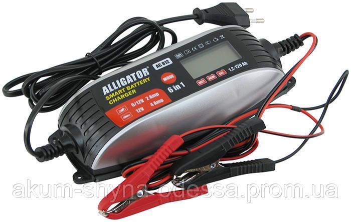 Зарядное устройство ALLIGATOR AC812